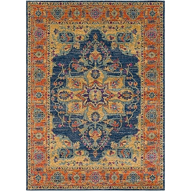 Bungalow Rose Andover Area Rug; 3'11'' x 5'7''