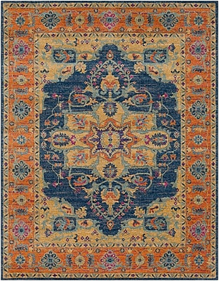 Bungalow Rose Andover Area Rug; 9'3'' x 12'6''