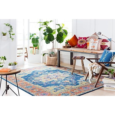 Bungalow Rose Andover Area Rug; Runner 2'7'' x 7'3''