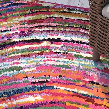 World Menagerie Killington Traditional Area Rug; Runner 2'2'' x 6'7''