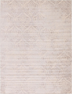 Bungalow Rose Mellal Gray Area Rug; Runner 2'7'' x 6'