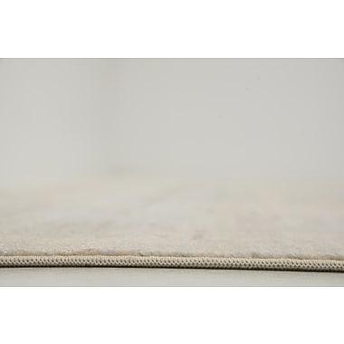 Bungalow Rose Mellal Dark Gray Area Rug; 3' x 10'