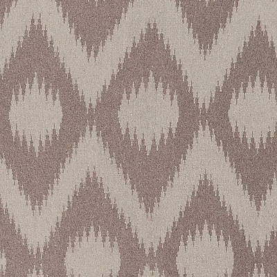 Bungalow Rose Faith Dark Taupe/Flint Gray Area Rug; 3'6'' x 5'6''