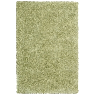 Bungalow Rose Moindou Green Area Rug; 7'10'' x 9'10''