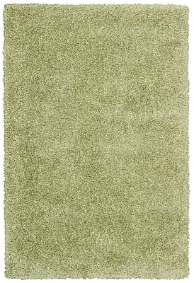 Bungalow Rose Moindou Green Area Rug; 3'11'' x 5'11''