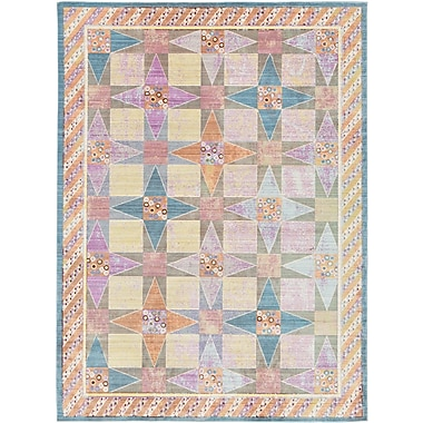 Bungalow Rose Rune Area Rug; 7' x 10'