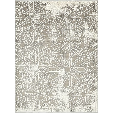 Bungalow Rose Wilton Gray Area Rug; 9' x 12'