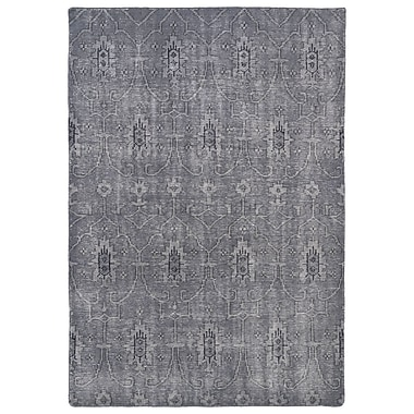 Bungalow Rose Koh Grey Area Rug; 5'6'' x 8'6''