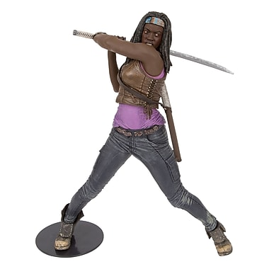 McFarlane Toys ? Figurine de luxe, MICHONNE de The Walking Dead (TV)