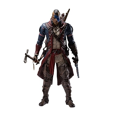 McFarlane Toys Assassin's Creed REVOLUTIONARY CONNOR Action Figure