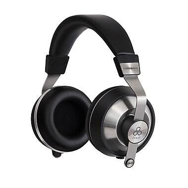 Final Audio – Casque d'écoute Sonorous VI FI-PA6BD, 50 mm, noir