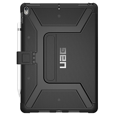 UAG - Étui Metropolis pour iPad Pro 10,5 po, noir (IPDP105EBK)