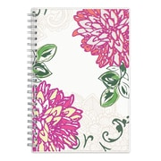 """2018 Blue Sky 5"""" x 8"""" Weekly/Monthly Planner, Dahlia (101708)"""