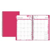 "2018 Blue Sky Breast Cancer Awareness 5"" x 8"" Weekly/Monthly Planner, Alexandra (100013)"