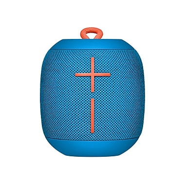 UE Ultimate Ears WONDERBOOM Bluetooth Wireless Speaker Subzero Blue