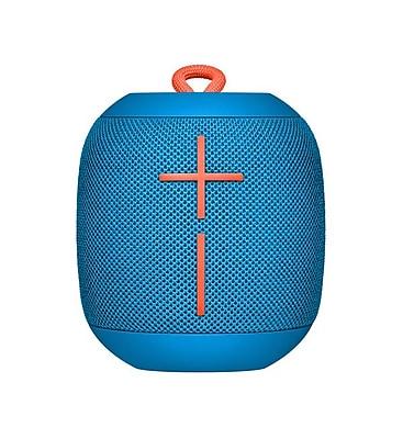 UE Ultimate Ears WONDERBOOM Bluetooth Wireless Speaker Subzero Blue