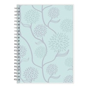 """2018 Blue Sky 5.875"""" x 8.625"""" Weekly/Monthly Planner, Rue Du Flore (101606)"""