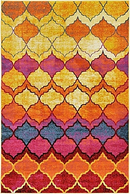 Bungalow Rose Columbus Area Rug; 6' x 9'