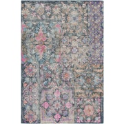 Bungalow Rose Knowland Hand-Tufted Bright Pink/Blush Area Rug; 2' x 3'