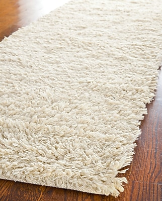 Bungalow Rose Messiah Ivory Area Rug; Runner 2'3'' x 8'