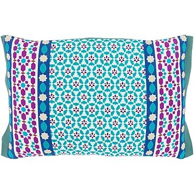 Bungalow Rose Bruno 100pct Cotton Lumbar Pillow