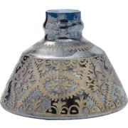 Bungalow Rose Silver/Bronze Glass Haute Bowl