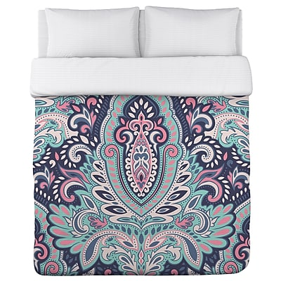 Bungalow Rose Case Duvet Cover; Twin WYF078281570106
