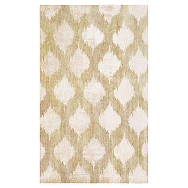 Bungalow Rose Norwell Ivory Area Rug; 8' x 11'