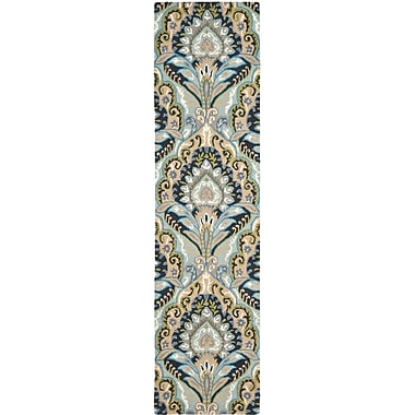 Bungalow Rose Kouerga Area Rug; Runner 2'3'' x 11'