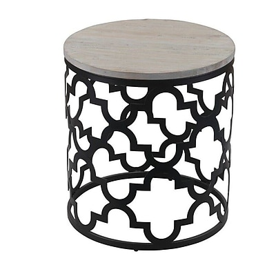 Bungalow Rose Isabelle End Table