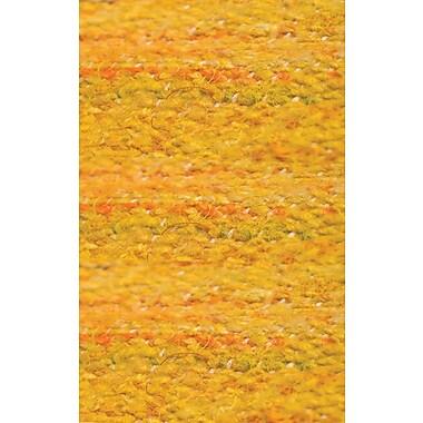 Bungalow Rose Bernardston Yellow/Multi Rug; 5' x 8'