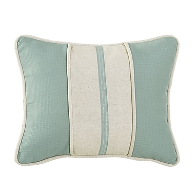 Bungalow Rose Bolton Textured Fabric Lumbar Pillow
