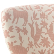 Bungalow Rose Blaize Wallflower Settee