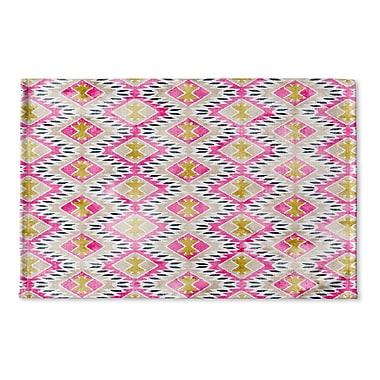 Bungalow Rose Choncey Flat Weave Bath Rug