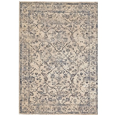 Bungalow Rose Colbey Gray Area Rug; 9'2'' x 12'2''