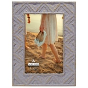 Bungalow Rose Gray Wash Picture Frame; 4'' x 6''