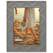 Bungalow Rose Gray Wash Picture Frame; 5'' x 7''