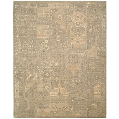 Bungalow Rose Ardale Gray Area Rug; 5'6'' x 8'