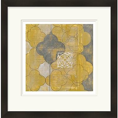 Bungalow Rose 'Marrakesh I' Framed Graphic Art