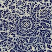 Bungalow Rose 'Gaudi Indigo Pop' Graphic Art Print on Canvas