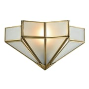 Bungalow Rose Bottrell 1-Light Wall sconce