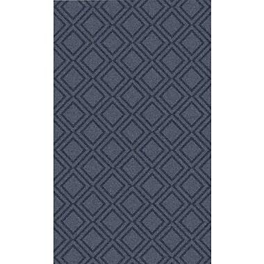 Bungalow Rose Audington Navy Rug; 3'6'' x 5'6''