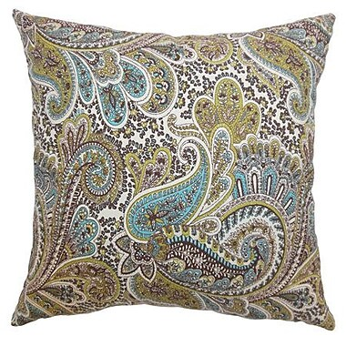 Bungalow Rose Broomsdale Paisley Floor Pillow