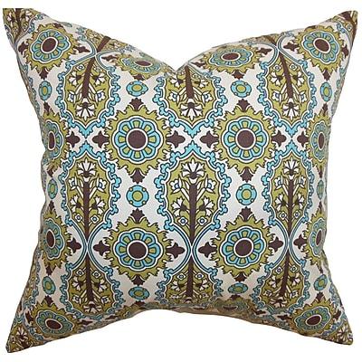 Bungalow Rose Cece Geometric Floor Pillow