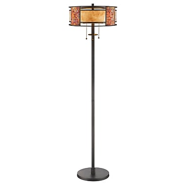 Fleur De Lis Living Brittain 60'' Floor Lamp