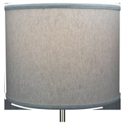 Fenchel Shades 14'' Linen Drum Lamp Shade