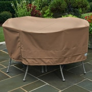Freeport Park Round Table Cover; 23'' H x 65'' W x 65'' D