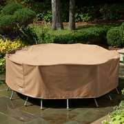 Freeport Park Round Table Cover; 27'' H x 94'' W x 94'' D