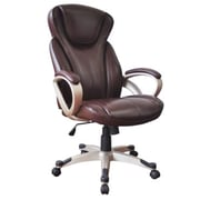 Z-Line (ZL7520ECU) Oversized Executive Chair, Brown
