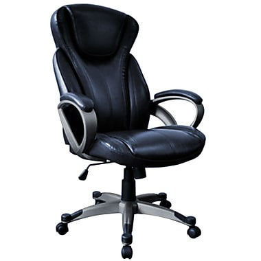 Z-Line (ZL7521ECU) Oversized Executive Chair, Black